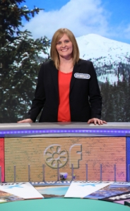 woman on Wheel of Fortune