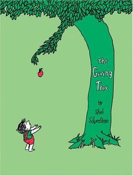 cover of The Giving Tree book