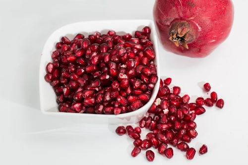 pomegranate pic from Pixabay